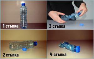 Екология - бутилки за рециклиране - 2020